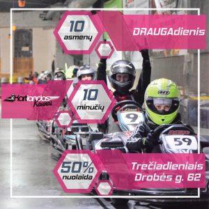 Draugadienio akcija Kaunas