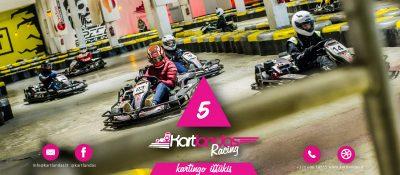 Kartlandas Racing iššūkis