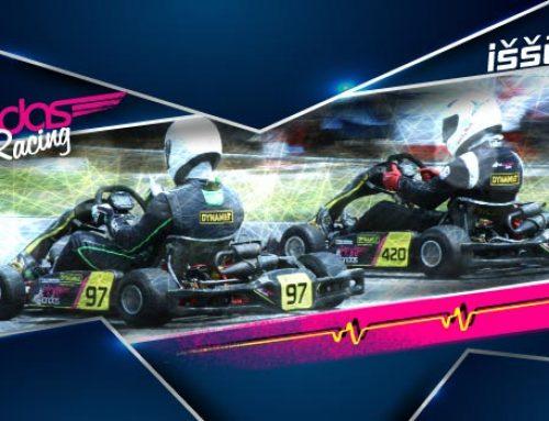 Laimėk treniruotę sportiniu kartingu! REGISTRUOKIS JAU DABAR