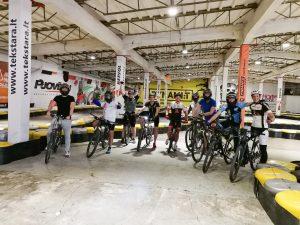 Kartodromas ir dviračiai