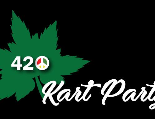 """420""""Kart Party – varžybos kiekvienam mėgėjui"""