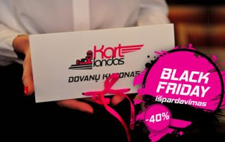 Black friday ispardavimas kartlandas