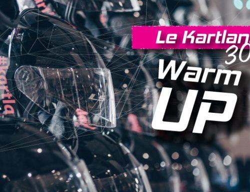 Varžybų treniruotė-simuliacija – Le Kartland'303 Warm Up