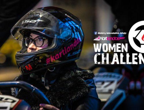 Women Challenge, Kaunas – kartingo varžybos TIK MOTERIMS