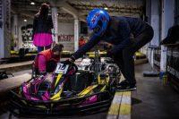 Neon Race Kartlandas